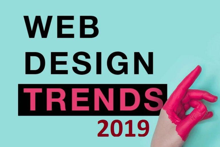 Top website design trends of 2019 - SEO Blog, Website