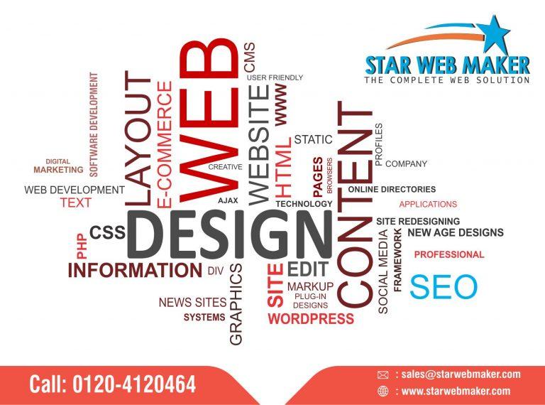 website design cost in noida