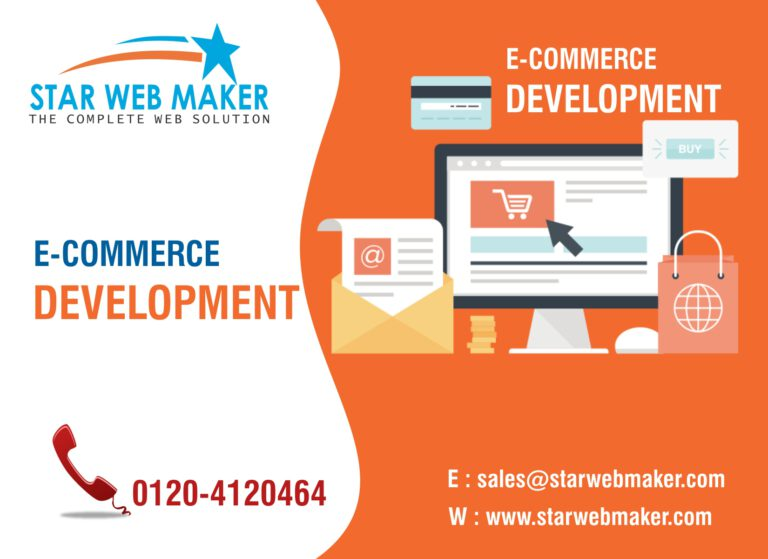 reliable ecommerce web development