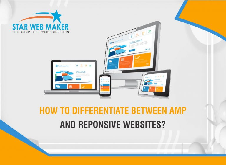HOW TO DIFFERENTIATE BETWEEN AMP AND RESPONSIVE WEBSITES?
