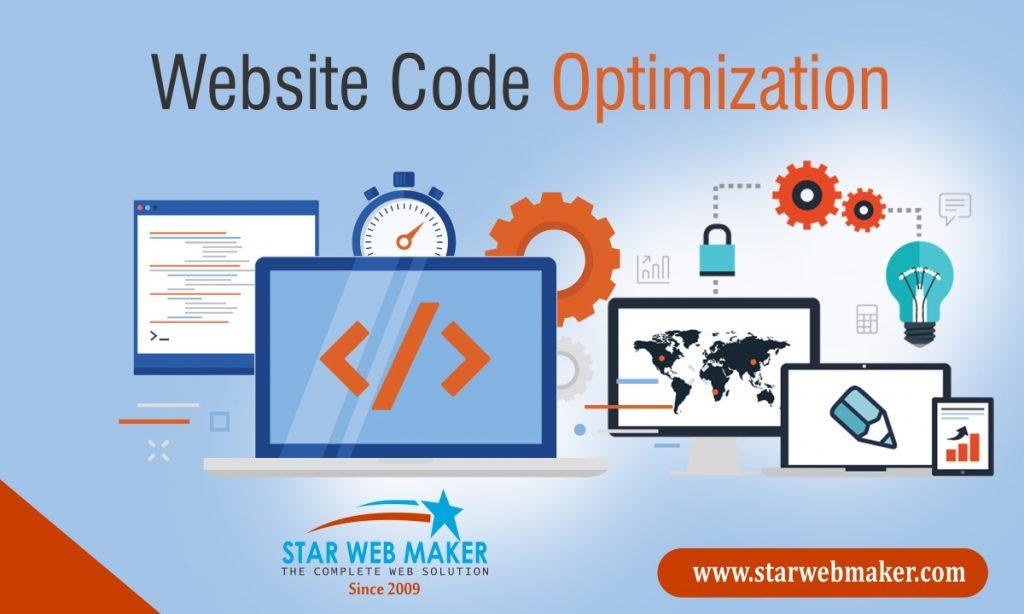 web code optimization