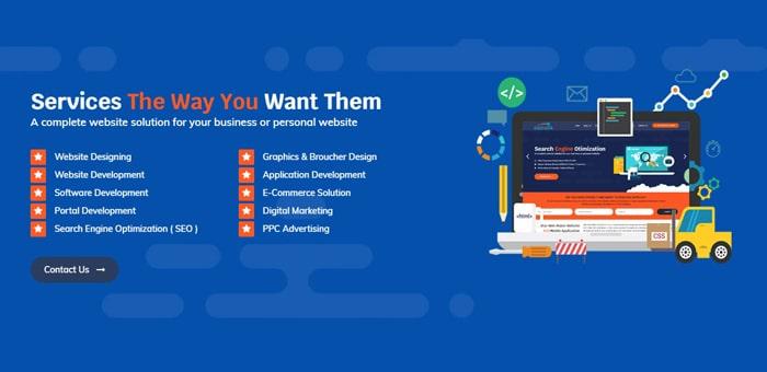 5966a5d3d Web Development & Website Design Company in Noida : Star Web Maker
