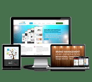 Responsive Website Design Company in Noida Delhi Ncr, India